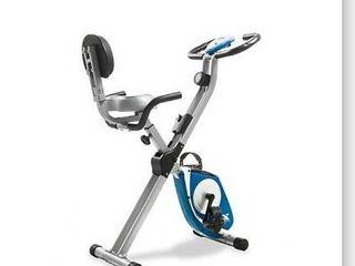 Blue Spirit Fitness Folding Excercise Bike