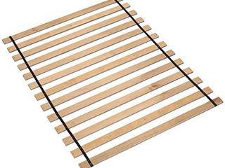 Ashley Furniture Signature Design   Frames and Rails Roll Slats   Full Size   Brown
