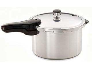 Presto 8 Quart Aluminum Pressure Cooker  01282