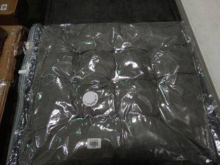 Grey Floor Pillow