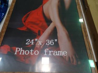lot of 2 Photo Frames