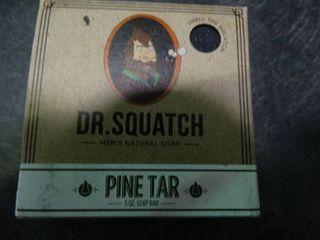 5 oz  Bar of Dr  Squatch Men s Natural Soap