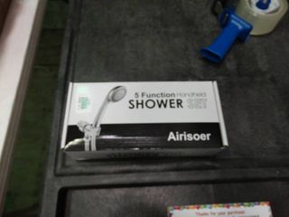 5 Function Handheld Shower Set
