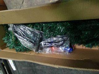 5ft Pre lit Artificial Christmas Tree