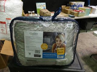 Quility 12lb Weighted Blanket