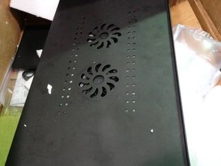 Adjustable laptop Stand with Fans