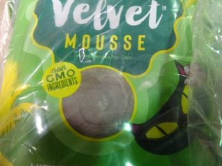 lot of Tiki Cat Velvet Mousse Cat Food