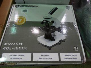 Bresser MicroSet 40x 1600x
