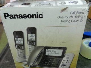 Panasonic Digital Corded Cordless Answering System