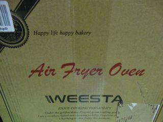 Weesta Air fryer Oven