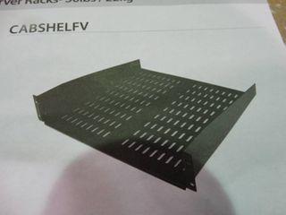2U 16  Vented Universal Shelf