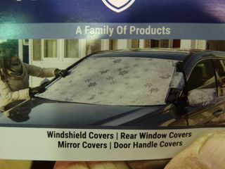 Frost Guard Windshield Cover