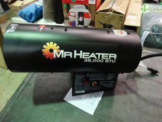 Mr  Heater 38 000 BTU