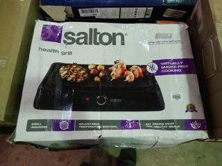 Salton large Non Stick Grill Plate