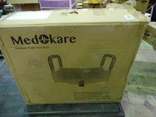 Medkare Toilet Seat Riser