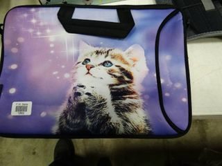 Cat laptop Tablet Soft Case