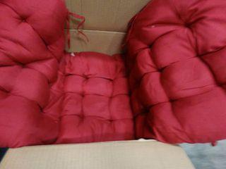 Simple Cotton Bench Cushion