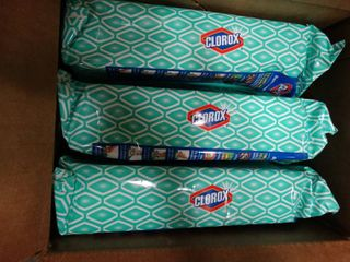 lot of Clorox Disinfecting Wipes