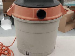 RIDGID Wet Dry Vac 4 25 Peak HP 12 Gallon