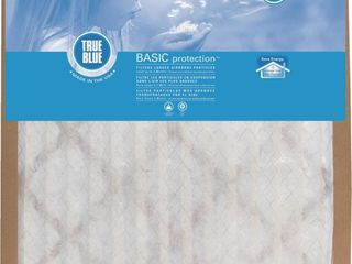 8 True Blue Basic Protection Furnace Filter 14x30x1 FPR5