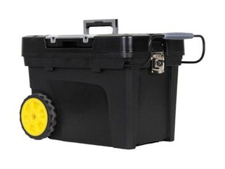 Stanley Mobile Tool Chest With Removable Organizer NO lID