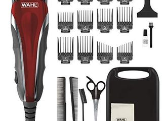 Wahl Model 79607 Clipper Compact Multi Purpose Haircut  Beard   Body Grooming Hair Clipper   Trimmer with Extreme Power   Easy Clean Blades
