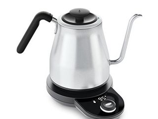 OXO Adjustable Temperature Kettle  2 3  Silver