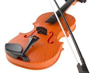 Musical Toy Violin with Bow by Hey  Play    Battery operated
