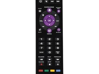 RCA RCRPST06GBE 6 Device Universal Remote