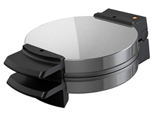 BlACK AND DECKER 8IN WAFFlE IRON