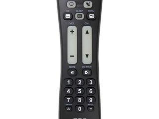 RCA RCRH02BR 2 Device Universal Remote