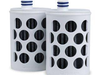 Aquasana AQ FB R D Aquasana Filter Bottle Replacements  2 Pack