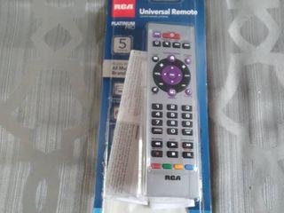 UNIVERSAl REMOTE  RCA