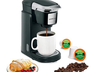 Mixpresso Single Cup Coffee Maker   Personal  Single Serve Coffee Brewer