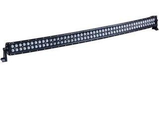 Nilight 50Inch 288W Curved lED Work light Driving Fog lamp lED light Bar Offroad lighting for SUV UTE ATV Truck 4x4 Boat