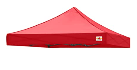 Abccanopy Replacement Tent Top Cover Instant Pop Up Canopy Top Cover Only