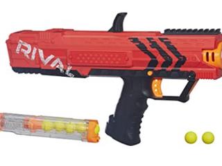 NERF RIVAl FOAM BAll SHOOTER
