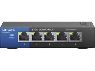 linksys lGS105 5 Port Business Desktop Gigabit Switch