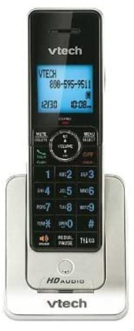 Vtech Accessory Handset With Caller ID Call Waiting