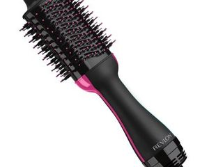 Revlon Salon One Step Hair Dryer and Volumizer   Black