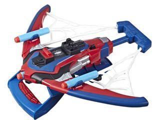 NERF Marvel Spider Man Spiderbolt Blaster