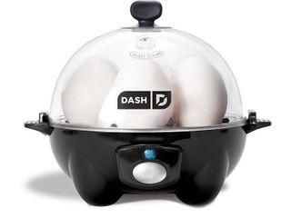 Dash Go Rapid Egg Cooker Black