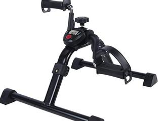 Pedal Exerciser With Display M565N ESBK HCVM