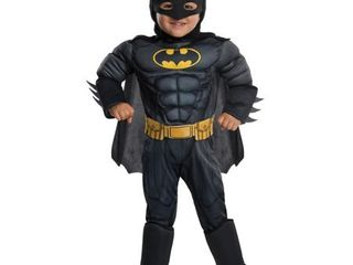 Deluxe Batman   Toddler Costume
