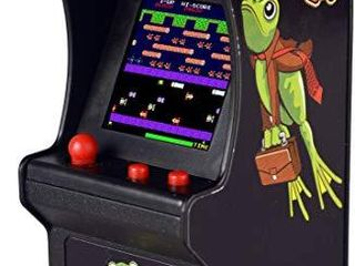 Tiny Arcade Frogger Miniature Arcade Game