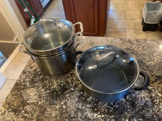 Cuisinart Pan lot
