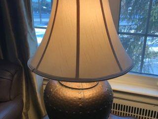 Nice Nailhead Table lamp