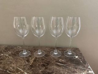 Set Of 4 Kirkland Wine Glasses