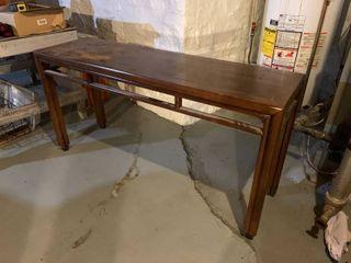 Midcentury Style Sofa Table