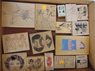 Miscellaneous Rubber Stamps 12